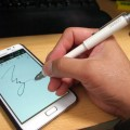 Galaxy Note用Bamboo Stylus feelの使い心地はいかに?