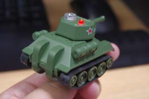 T-34後ろ