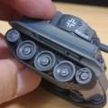 [動画] スマホで操作する世界最小戦車RCラジ・コンバット キャタピラ最高!