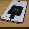 初代Galaxy NoteをQi(チー)ワイヤレス充電化