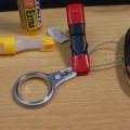 Hand Linker リングストラップの紐をワイヤーに交換する