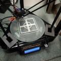 デルタ型3Dプリンター出来るかな 調整編