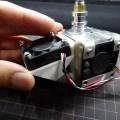 デルタ型3Dプリンター出来るかな ホットエンド改造改良編