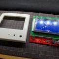 デルタ型3Dプリンター出来るかな ディスプレイ換装編