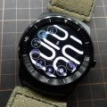 Android Wear用Watchface 3種作成